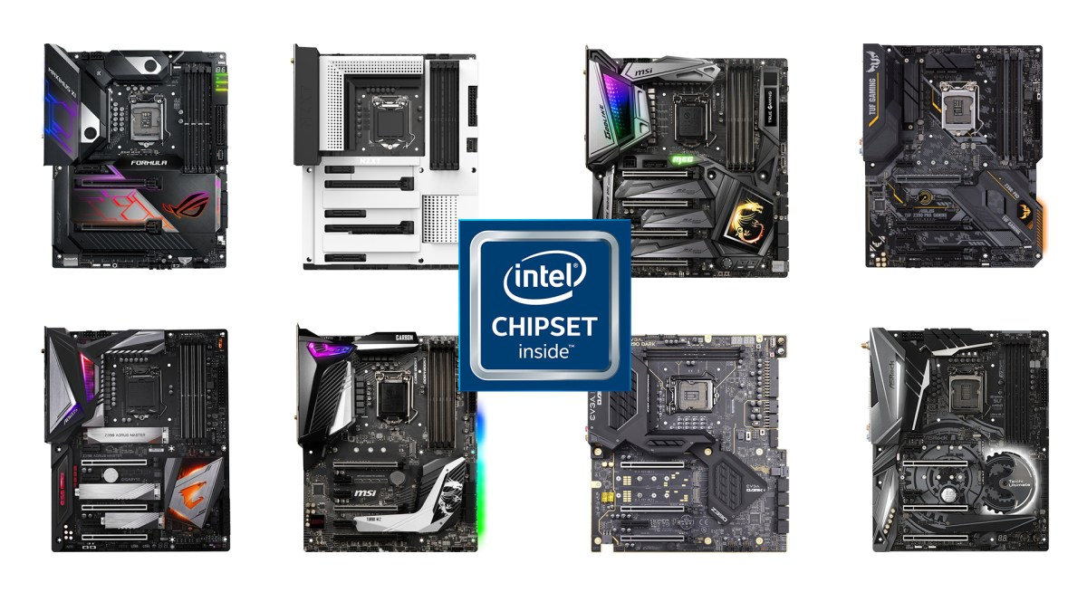 Intel Z390: Overview of all motherboards for the i9-9900K launch